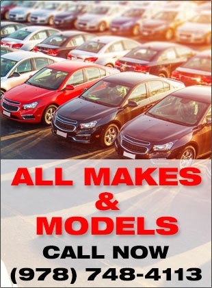 Used cars for sale in Lowell